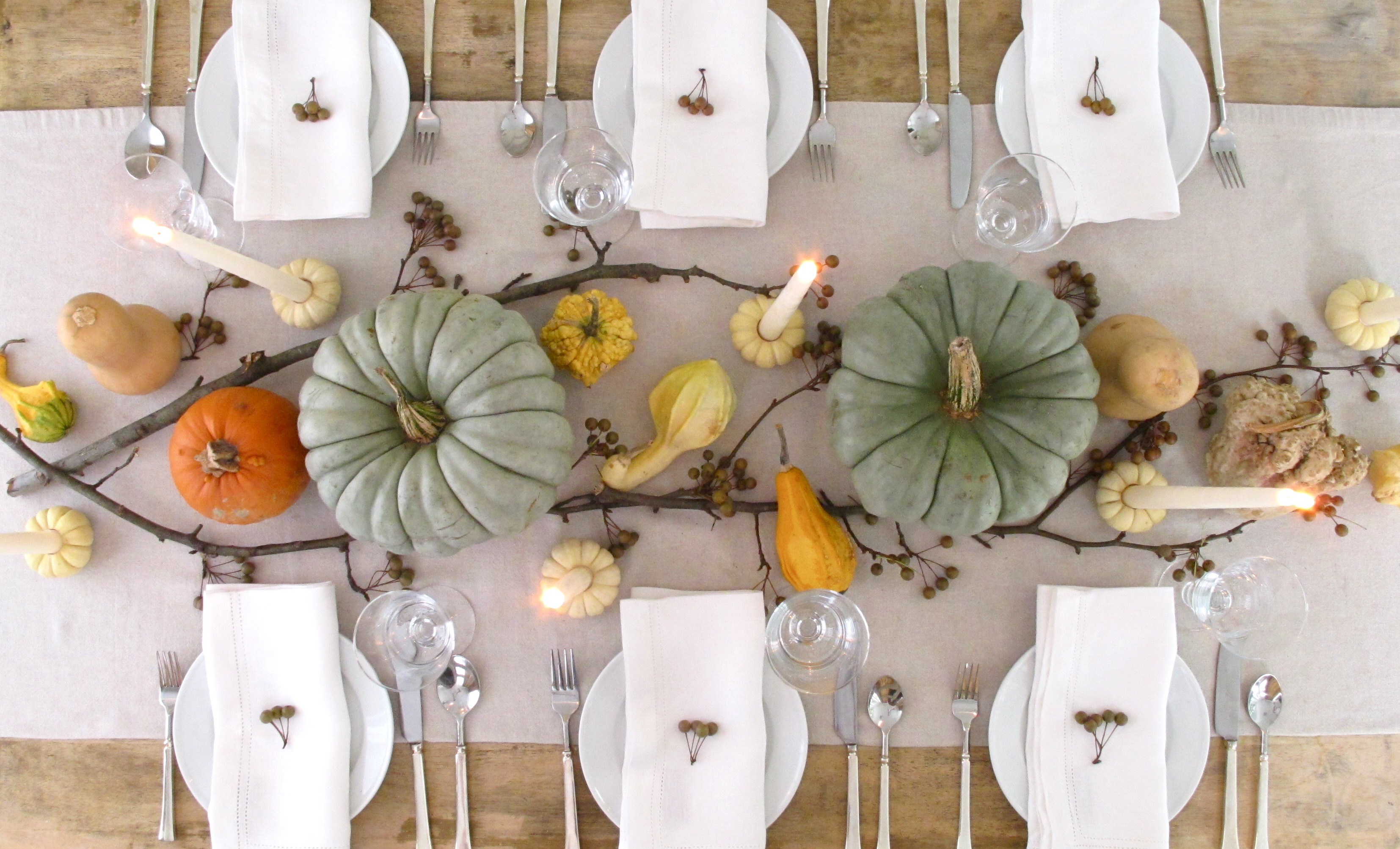 Thanksgiving Table Decor Ideas  Our favorite Thanksgiving Day table settings TODAY