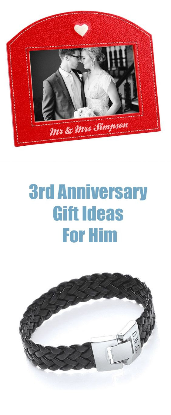 Third Anniversary Gift Ideas  3rd anniversary ts Anniversary t by year and