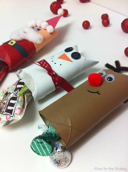 Toilet Paper Roll Halloween Decorations  29 best images about Toilet paper roll Projects on