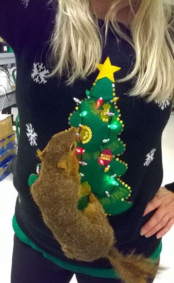Ugly Christmas Sweater Ideas DIY  My Six Favorite DIY Ugly Christmas Sweater Ideas From