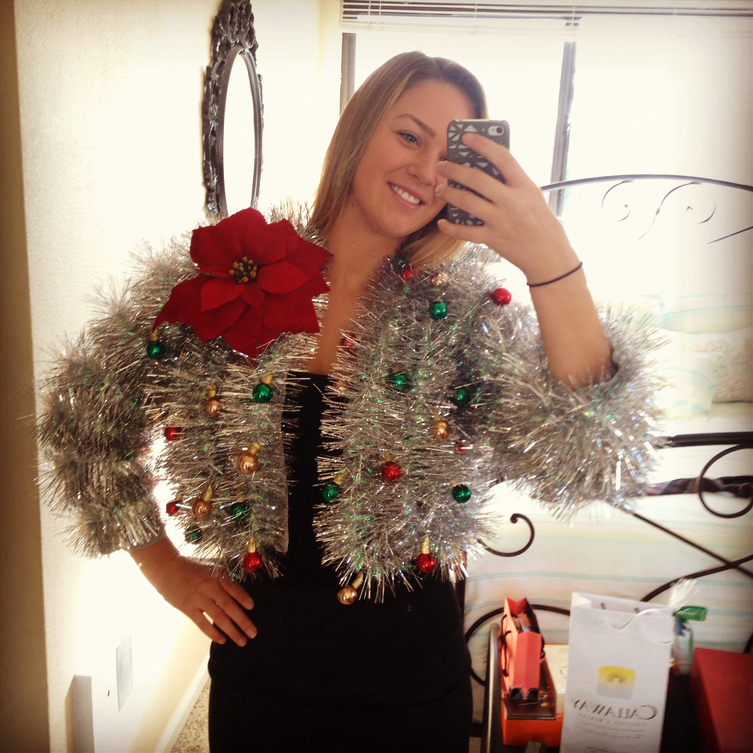 Ugly Christmas Sweater Ideas DIY  5 Best DIY Ugly Holiday Sweaters – Glam York