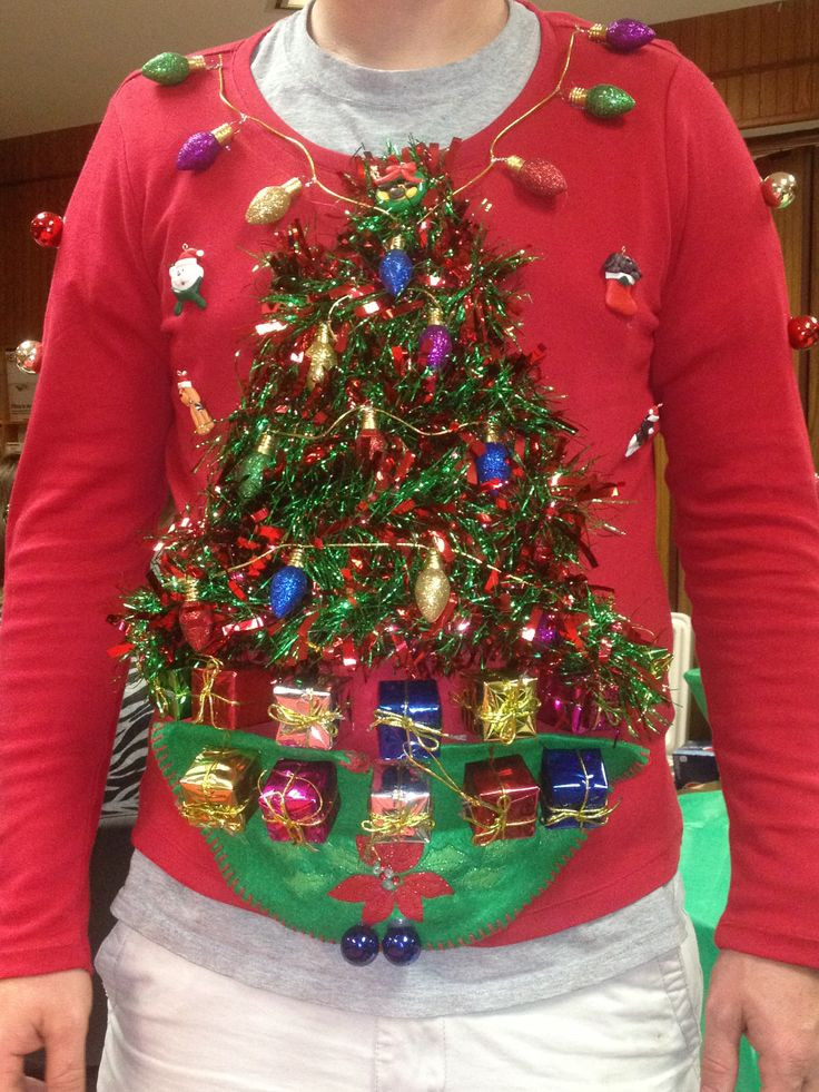 Ugly Christmas Sweater Ideas DIY  77 best Ugly Sweater Ideas images on Pinterest