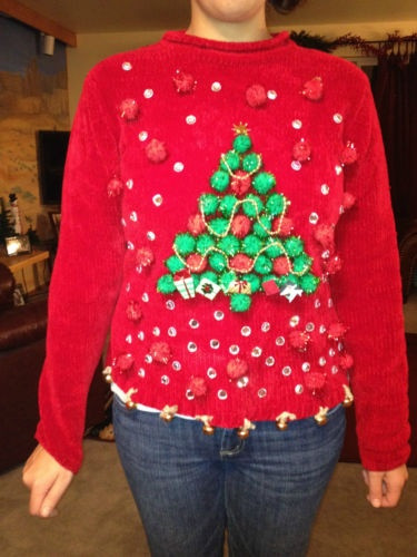 Ugly Christmas Sweater Ideas DIY  Your Big Collection of Outrageously Ugly DIY Christmas