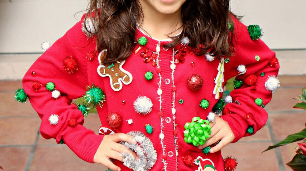 Ugly Christmas Sweater Ideas DIY  12 DIY Ugly Christmas Sweater Ideas