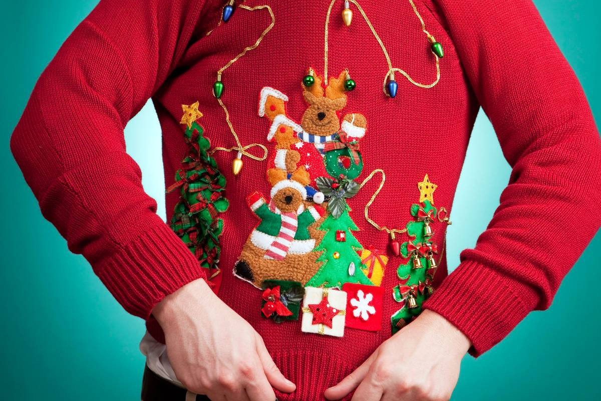 Ugly Sweater Christmas Party Ideas  Christmas Party fice Games