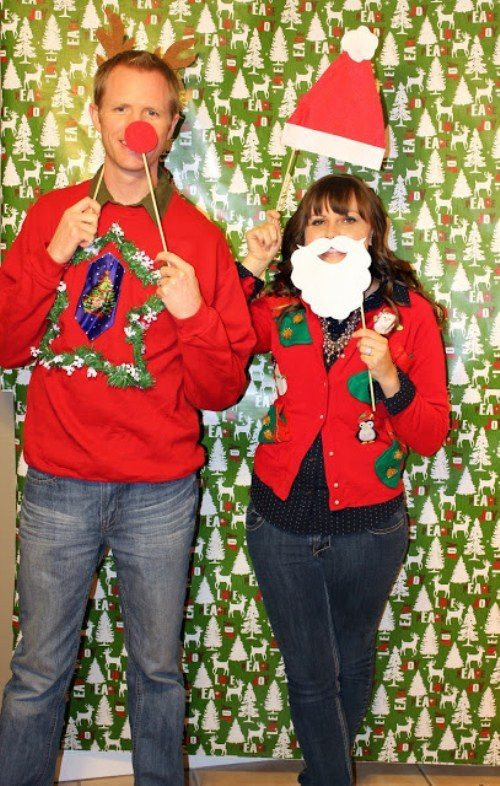 Ugly Sweater Christmas Party Ideas  9 Entertaining Christmas Party Ideas Canvas Factory