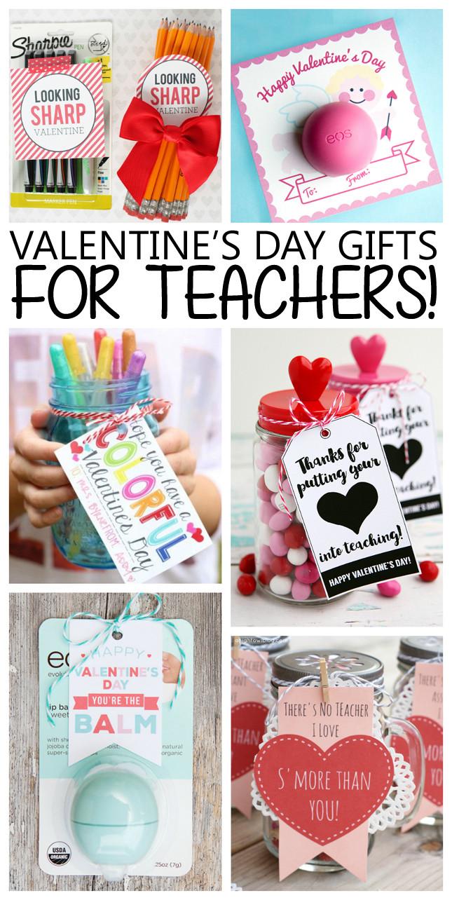 Valentine Day Gift Ideas  Valentine's Day Gifts For Teachers eighteen25