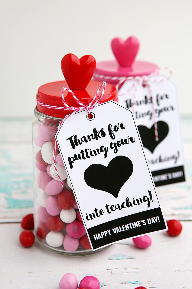 Valentine Day Gift Ideas  Valentine s Day Gifts For Teachers Eighteen25