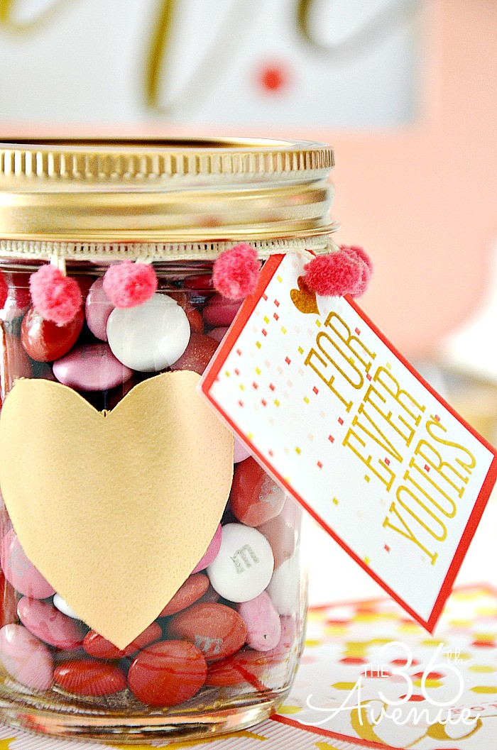 Valentines Gift Ideas  Adorable Valentine Gift Ideas The 36th AVENUE