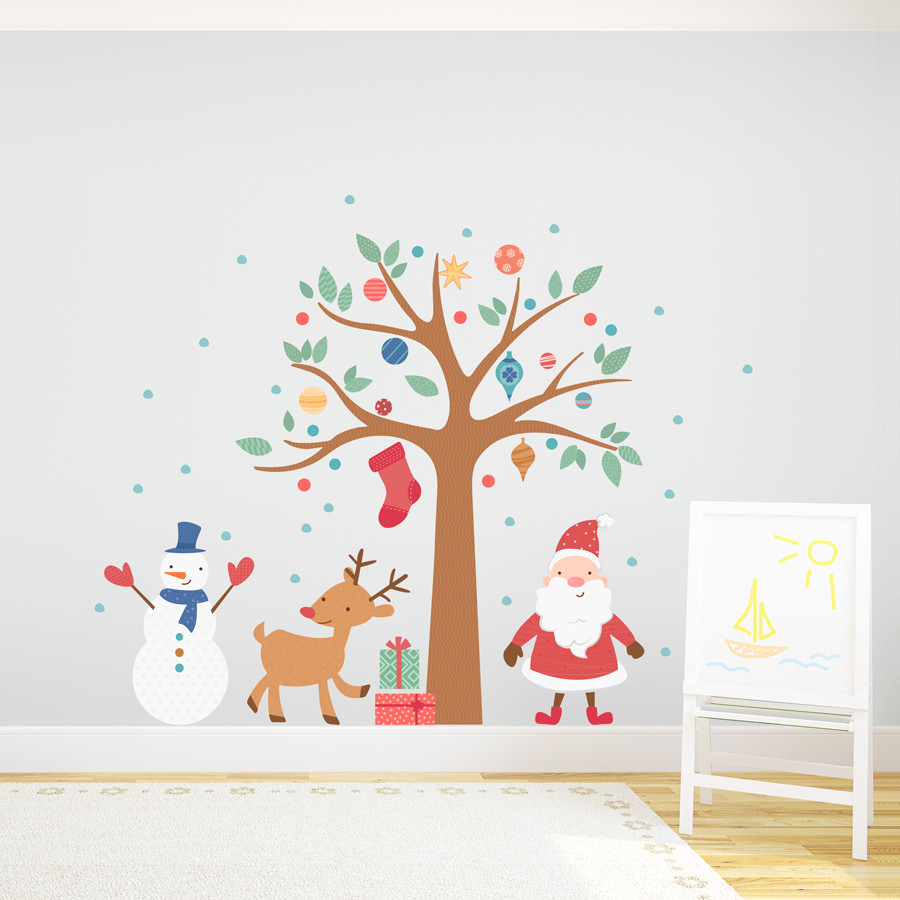 Wall Decor For Christmas  Christmas Wall Decorations Ideas for This Year