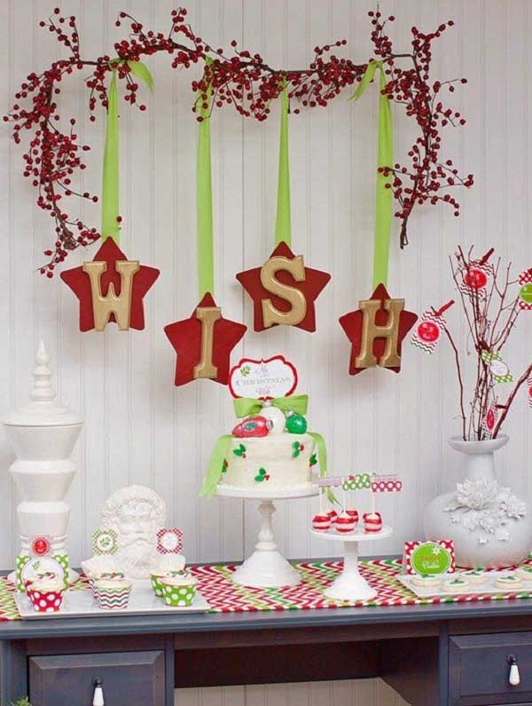 Wall Decor For Christmas  Christmas Wall Decorations Ideas To Deck Your Walls