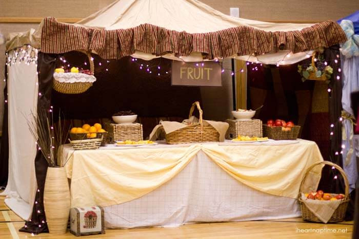 Ward Christmas Party Ideas  Ward Christmas Party Ideas Night in Bethlehem