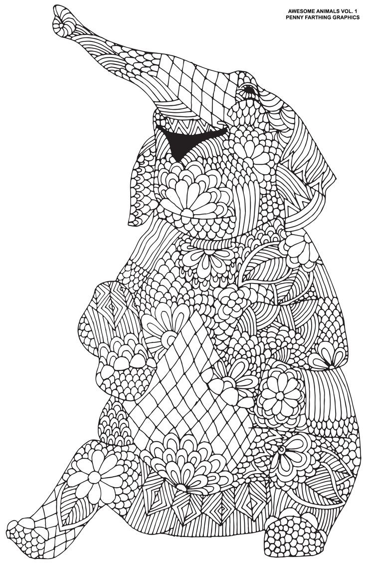 Young Adult Coloring Pages  1000 images about Coloring Pages for young & old on