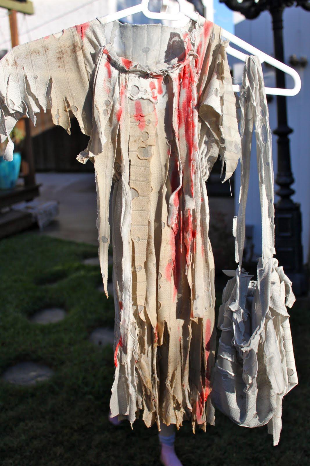 Zombie DIY Costume  DIY Baby ZOMBIE Costume