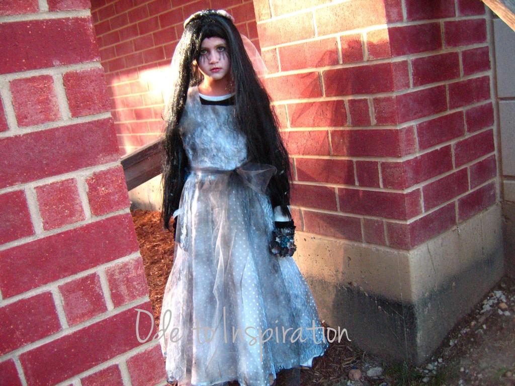 Zombie DIY Costume  Zombie Bride Costume