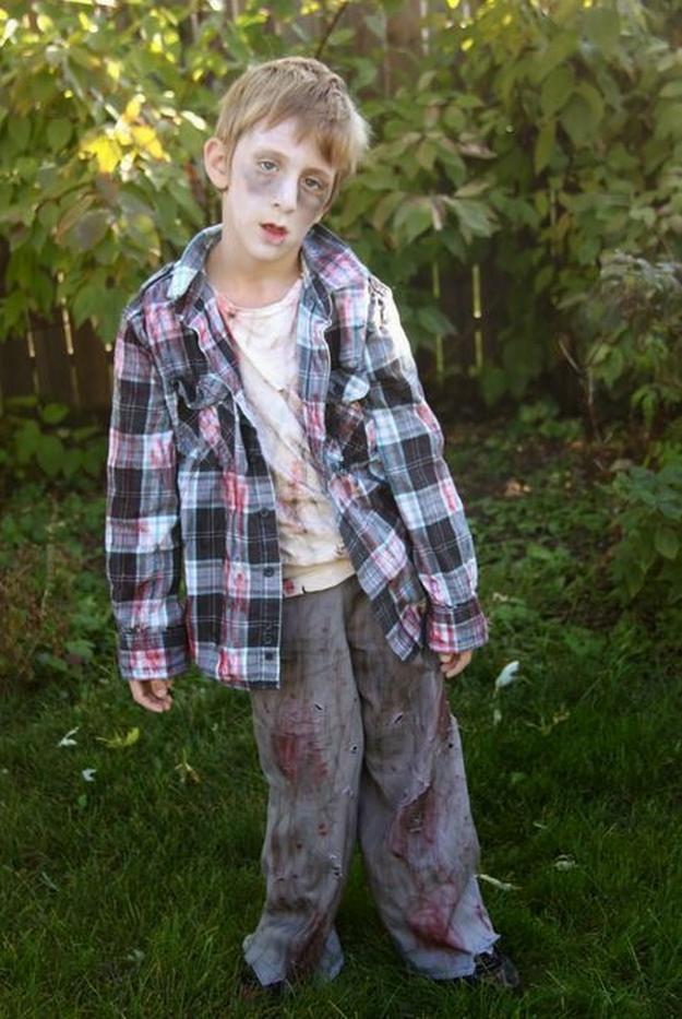 Zombie DIY Costume  18 DIY Zombie Costume Ideas DIY Projects Craft Ideas & How