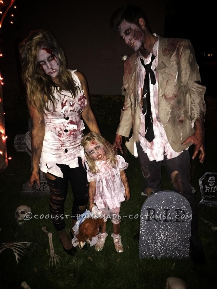 Zombie DIY Costume  17 Best images about Zombie Costume Ideas on Pinterest